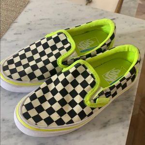 Vans Classic Freshness Slip-On Lite Sneaker Kids